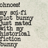 misc: SciFi + Historical Fiction