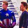 Avengers - Steve and Tony