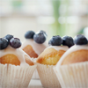 Andy: Stock: Blueberry Muffins