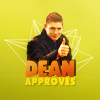 ◦ a girl like me ◦: SPN - Dean: Approve by naive_astronaut