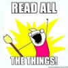 Ann: Reading: All the Things!