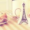 Париж. завтрак