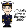CP - officially alive in 2000