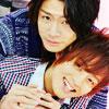 noella84: Kisumai - YokoFuji grabby hands hug