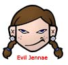 Evil Jennae - http://zen-ink.org/lj/dook