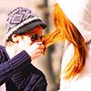 doctor who [actors] - karen&matt hair sn