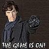 kika-k: Sherlock BBC - THe Game is on!