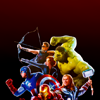 i'm on a website where people fuck fruit: Avengers team