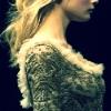 готическая блондинка