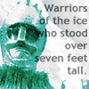 Doctor Who - Ice Warriors classic