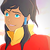 Julie: Legend of Korra ★ speak in crosses