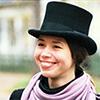 Anna Sergeevna Bosman (Rakitianskaia)