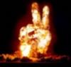 пальцы, ядреный взрыв