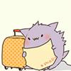 Luo: Gengar — Travelling cuty pie