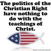 politics of the Christian right