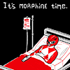 IT'S MORPHINE TIME / MMPR