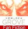 Hemlock Grove eyes