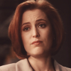 dana scully not impressed