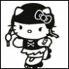 Hello Kitty Roller Derby