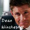 aerynsun5: I'm Dean WInchester