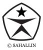 Знак качества СССР - SAHALLIN