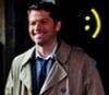 Castiel smile