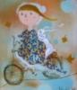 Даша на вело