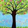 marchskies: flowering tree