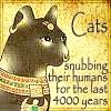 snubbing, cat