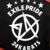 EXILE PRIDE 24karats