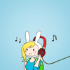 Fionna [[Adventure Time]]