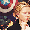 (scarjo) beauty in the shield