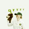 Jill aka Jo: Leverage: Parker grrrr