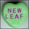 new leaf heart