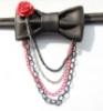 галстук-бабочка.браслеты, воротник, воротничок