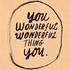 Wonderful you