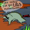 legs motherfucker