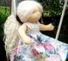 вальдорфская кукла, флора