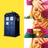 Rose sad TARDIS
