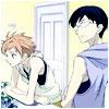 + Kyouya x Kaoru +