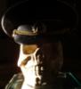 bionic groin skull hat