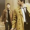 SPN || Dean/Cas + Sepia