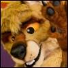 """Fursuit Coyote - """"HI!"""""""