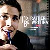 SPN Dean Writing