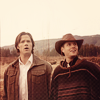 SPN Dean & Sam western