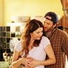 Meredith: Luke and Lorelai - hug