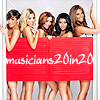 Musicians 20in20