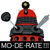 dalek moderate