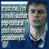 The Doctor - a multi-author pseudo myth