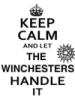 Winchester, Keep calm